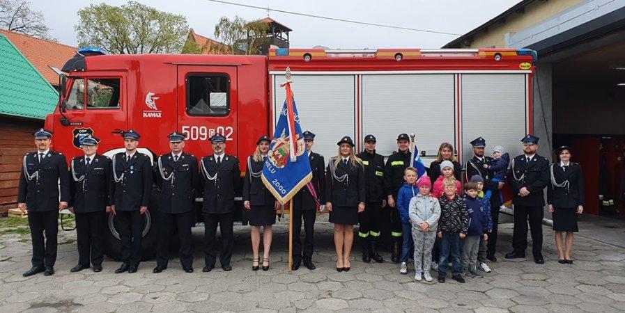 Dzień Strażaka w OSP Hel.